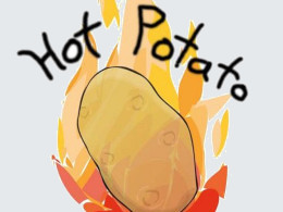 The Hot Potato Token Game